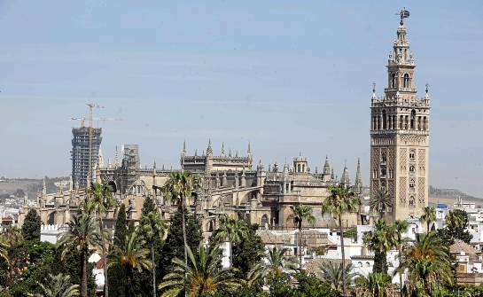 Seville From Granada Tour