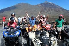 Teide National Park Guided Quad Safari In Tenerife