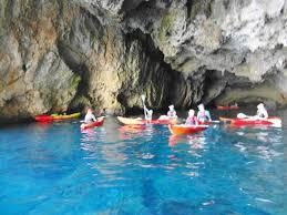Guided Kayak Tour Of Playa De La Granadella