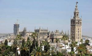 Seville From Granada Tour Packages