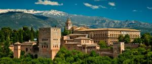 Granada From Seville Tour Packages