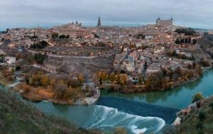 Andalusia And Toledo From Madrid Tour Packages